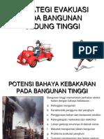 Sarana Evakuasi