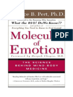 Moleculas de La Emoción - Candace Pert