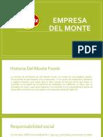 Del Monte Presentacion