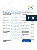 COPD Assessment Test