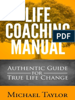 Life Coaching Manual by Michael Taylor