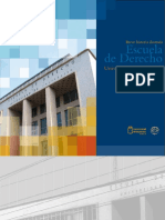 Libro Digital Breve Historia Ilustrada Escuela Derecho UV