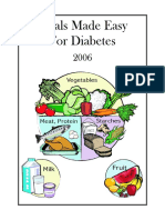 Meals Made Easy for Diabetes English