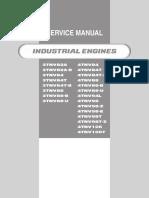 YANMAR 3TNV-4TNV Series Shop Manual