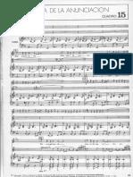 Milonga de La Anunciación Piazzolla