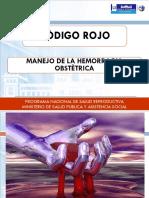 Codigo Rojo, Hospitales 2014 (1)