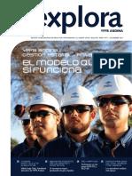 Revista Corporativa Editada Por Ypfb Andina s.a.-santa Cruz- Bolivia- Año1 n 4 Diciembre El Modelo Que Sí Funciona