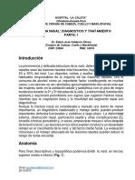 Fractura Nasal - Dr. Edwin José Calderón Flores - 2015