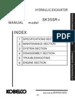 SK35SR-5 Shop Manual