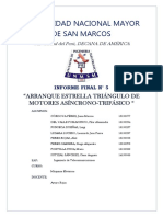 INFORME FINAL 5 Maquinas Electricaaas