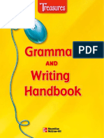Grammar Writing Handbook