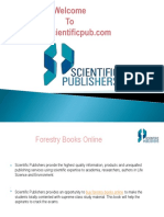 Forestry Books Online