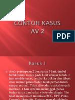 4D Contoh Kasus AV-2Crvs