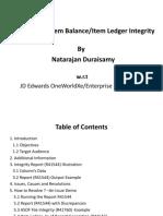 Item Balance and Item Ledger Integrity jde.pdf
