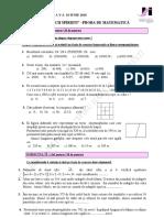 Mate.info.Ro.4371 Testare 2018 Pentru Formarea Clasei a v-A . Spiru Haret