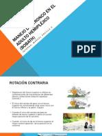 Manejo Del Tronco en El Adulto Hemipléjico (