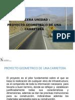 Cap II. Proyecto Geometrico 1