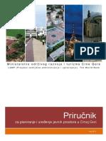 Priručnik za planiranje i uredjenje javnih prostora u CG.pdf