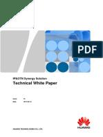 Technical White Paper for the IP+OTN Synergy Solution (V100R001C00_01)