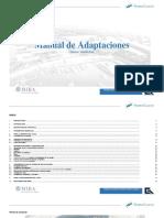 Manual de Adaptaciones PUERTO CANCUN -260516