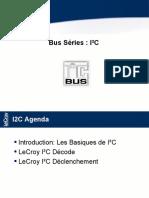 Bus Series LeCroy I2C