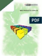 MES Products Catalog.e