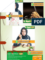 UNTUNG BERLIPAT, WA 0812-9908-2068, Partnership Es Kepal Asli