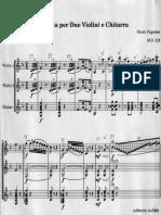 Paganini, Serenata Ms 115