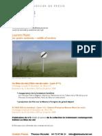 Microsoft Word - LaurentMulot_Bleuduciel_dossier de Presse
