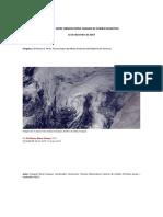 Informe final de Ezequiel Navío sobre el Observatorio Canario del Cambio Climático