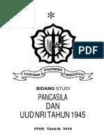 Buku - Pancasila & UUD NRI 2018.docx