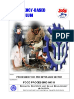 CBC - Food Processing NC III (1).doc
