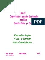 Dismaq Tema 2-Comportamiento Mecánico