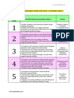 Performance Standards Guides (y1 & y2) t.fiera