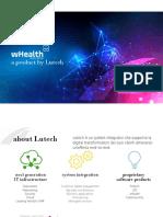 WHealth Presentazione2018