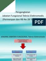JFT Teknisi Elektromedis