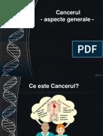 Alterări Moleculare Cancer