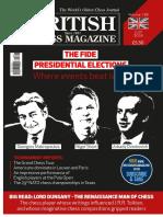 British Chess Magazine 2018-07