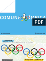 P.U. Giglio 2014 - Teorica 2 - Comuna Olímpica
