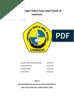 Penanggulangan Kabut Asap yang Terjadi  di Indonesia.docx