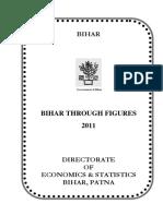 Bihar Through Figures 2011