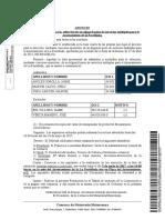 Anuncio Lista Provisonal Admitidos y Excluidos y Fecha Examen Alguacil-peon Ayto La Portellada 2017