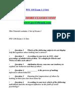 PSY 110 RANK Principal Education / psy110rank.com