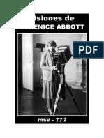 (msv-772) Visiones de Berenice Abbott
