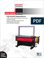 Strapping Machine, supplier, manufacturer | Packaging Machines