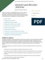 Prepara Tu Organización Para BitLocker_ Planificación y Directivas (Windows)