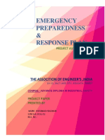 Emergency Preparedness and Response Plan 23