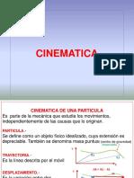 Estudiante Fisica Clase 2 Cinematica