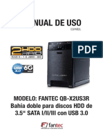 Manual en español Qb-x2us3r