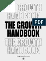 The Growth Handbook by Intercom